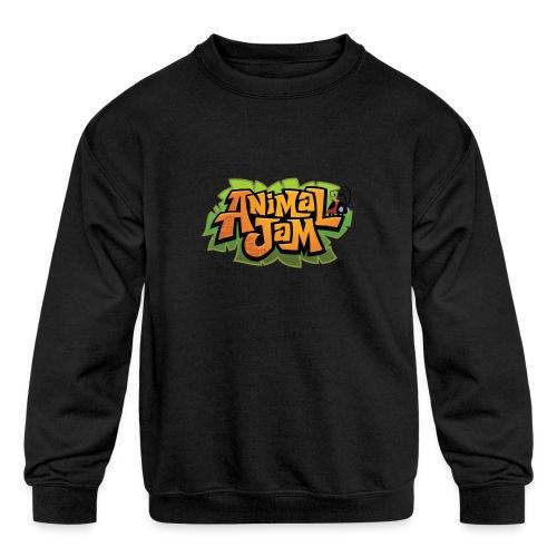 Animal Jam Shirt - Kids' Crewneck Sweatshirt