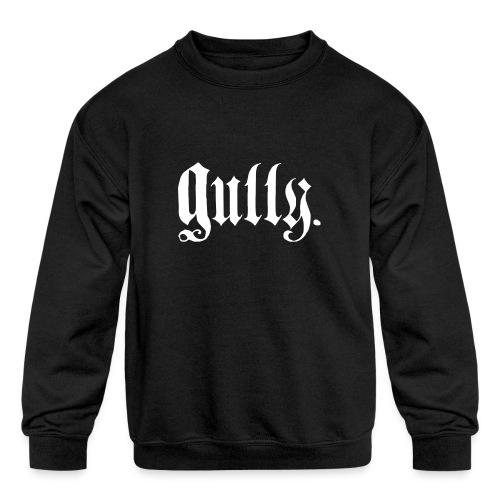 MB Gully - Kids' Crewneck Sweatshirt
