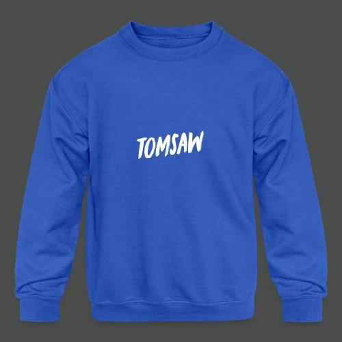 Tomsaw NEW - Kids' Crewneck Sweatshirt