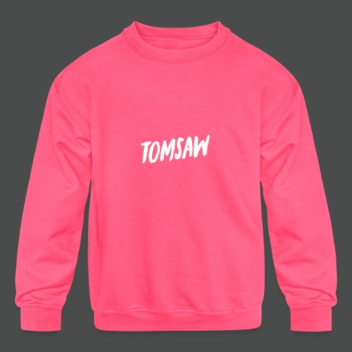 Tomsaw NEW - Kids' Crewneck Sweatshirt