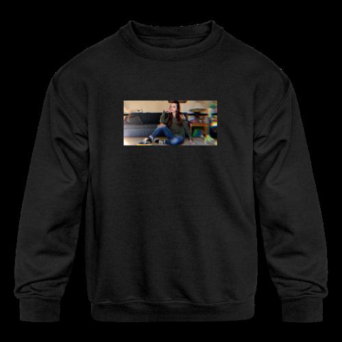 ITS ME MERCH - Kids' Crewneck Sweatshirt