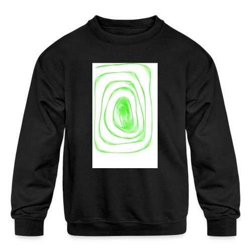 171223 112850 - Kids' Crewneck Sweatshirt