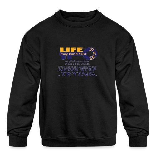 PJeans4 - Kids' Crewneck Sweatshirt