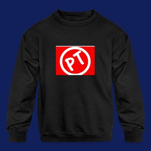 Enblem - Kids' Crewneck Sweatshirt