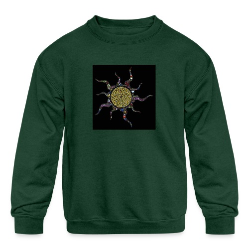 awake - Kids' Crewneck Sweatshirt