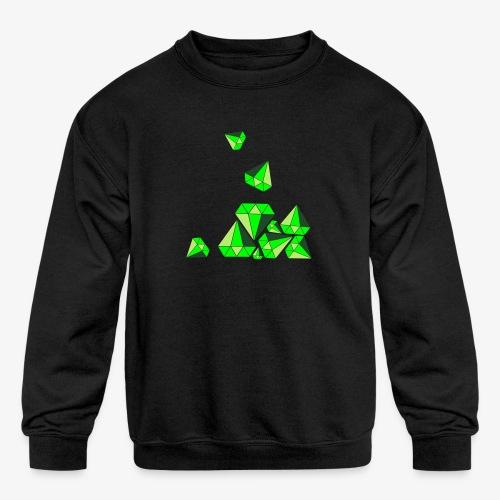 dropagem - Kids' Crewneck Sweatshirt