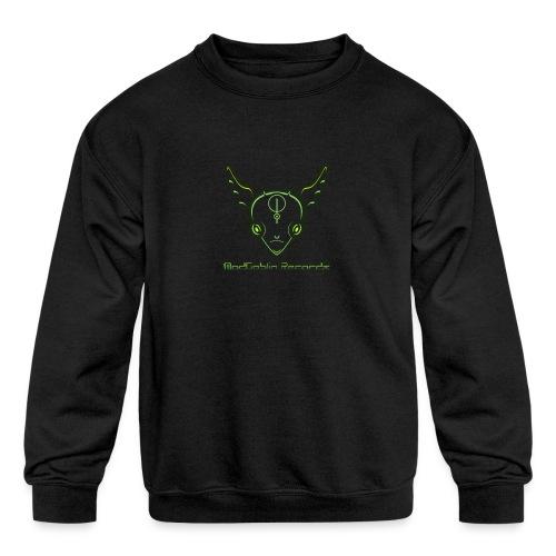 ModGoblin mouse pad - Kids' Crewneck Sweatshirt