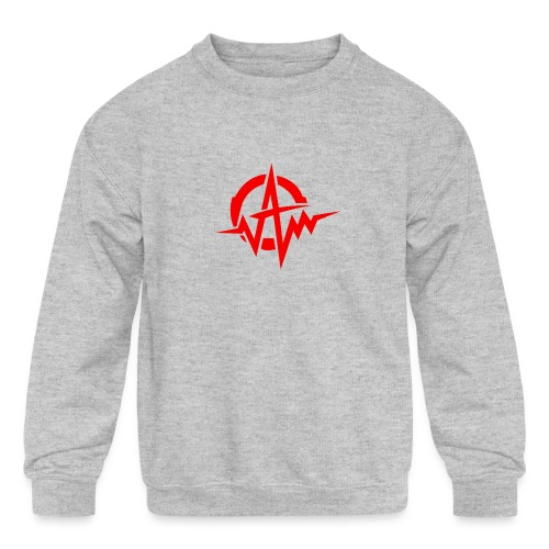 Amplifiii - Kids' Crewneck Sweatshirt