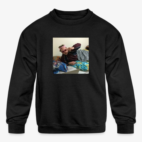 good meme - Kids' Crewneck Sweatshirt