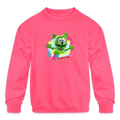 Shapes & Colors - Kids' Crewneck Sweatshirt
