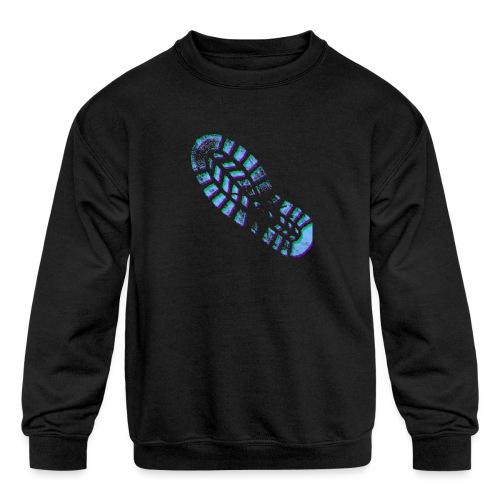 Bigkick.exe - Kids' Crewneck Sweatshirt