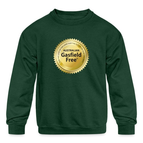 AGF Organic T Shirt - Traditional - Kids' Crewneck Sweatshirt