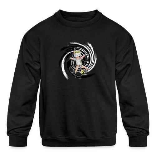 chuckies first dream - Kids' Crewneck Sweatshirt
