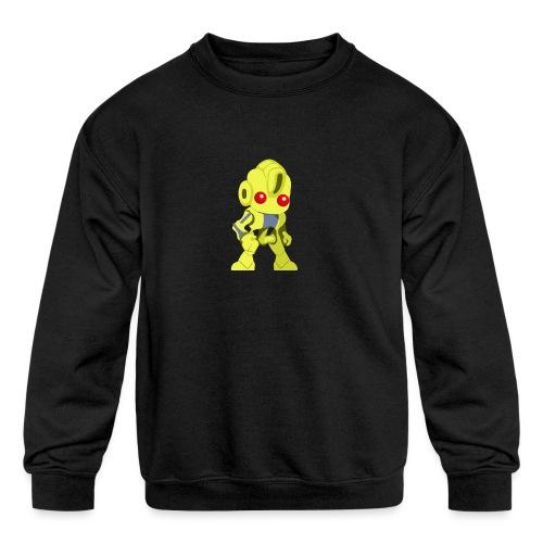 Ex17 Mug - Kids' Crewneck Sweatshirt