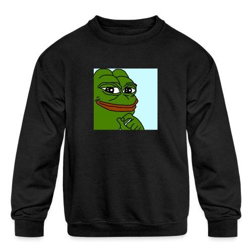 MasterWizardMerch - Kids' Crewneck Sweatshirt
