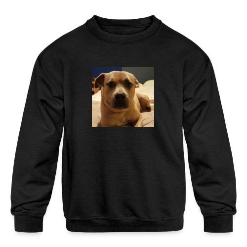 Linus1 - Kids' Crewneck Sweatshirt