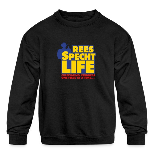 smallvectorsimple - Kids' Crewneck Sweatshirt