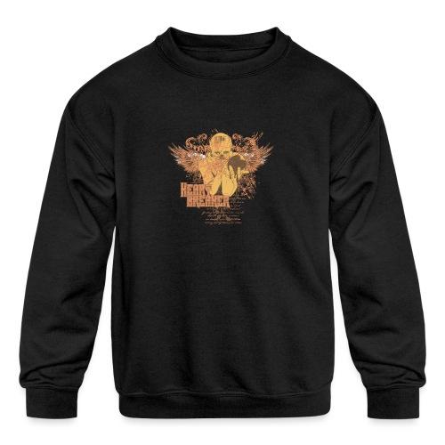 teetemplate54 - Kids' Crewneck Sweatshirt
