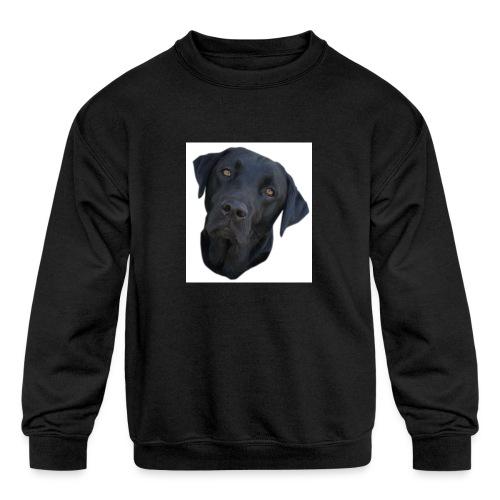 bentley2 - Kids' Crewneck Sweatshirt