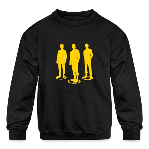 Pathos Ethos Logos 2of2 - Kids' Crewneck Sweatshirt