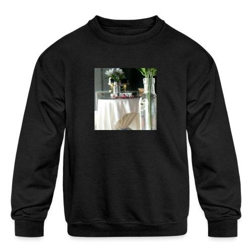 Spread the Love! - Kids' Crewneck Sweatshirt
