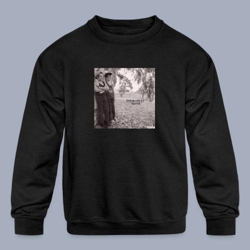 dunkerley twins - Kids' Crewneck Sweatshirt