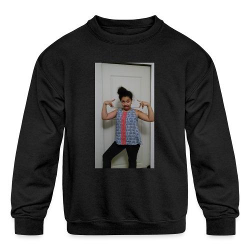 Winter merchandise - Kids' Crewneck Sweatshirt