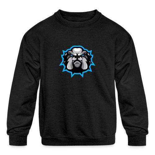 Exodus Stamp - Kids' Crewneck Sweatshirt