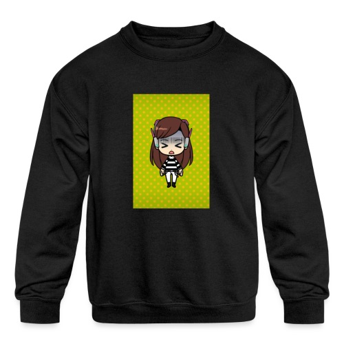 Kids t shirt - Kids' Crewneck Sweatshirt