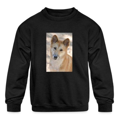 My youtube page - Kids' Crewneck Sweatshirt