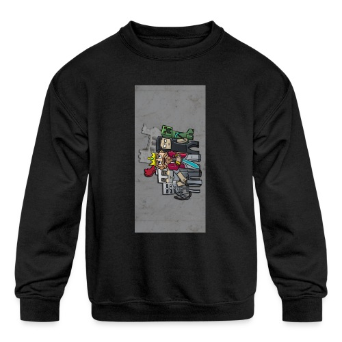 sparkleziphone5 - Kids' Crewneck Sweatshirt