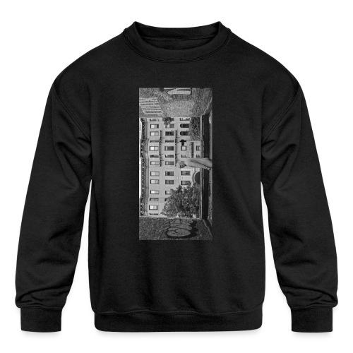 blackiphone5 - Kids' Crewneck Sweatshirt