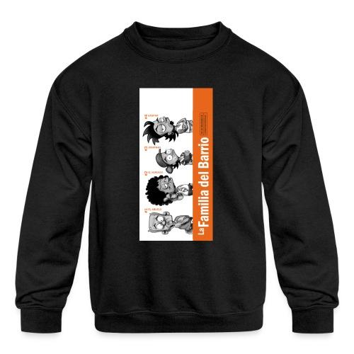 case1iphone5 - Kids' Crewneck Sweatshirt