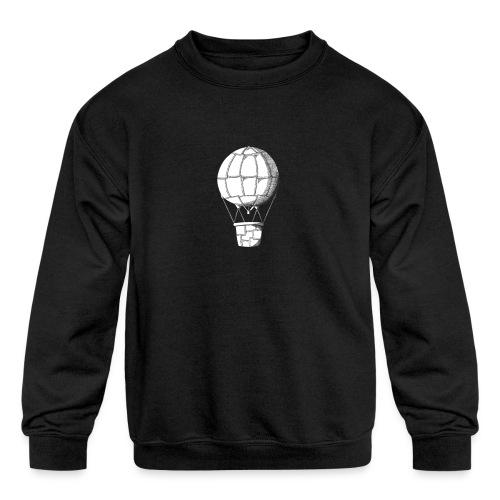 lead balloon - Kids' Crewneck Sweatshirt