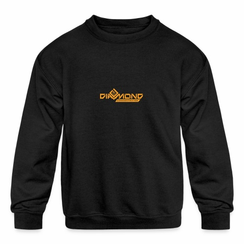 diamond - Kids' Crewneck Sweatshirt