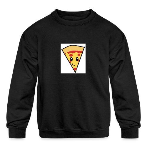 pizza 2 - Kids' Crewneck Sweatshirt