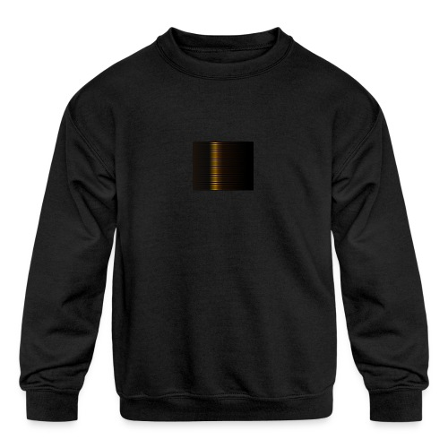 Gold Color Best Merch ExtremeRapp - Kids' Crewneck Sweatshirt