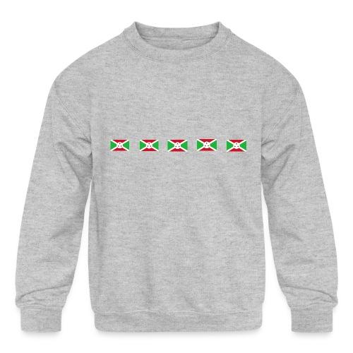 bi png - Kids' Crewneck Sweatshirt