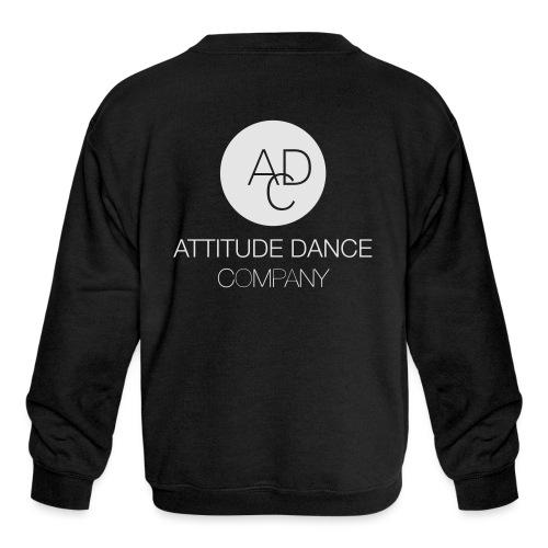 ADC Logo - Kids' Crewneck Sweatshirt