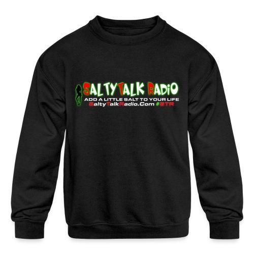 str front png - Kids' Crewneck Sweatshirt