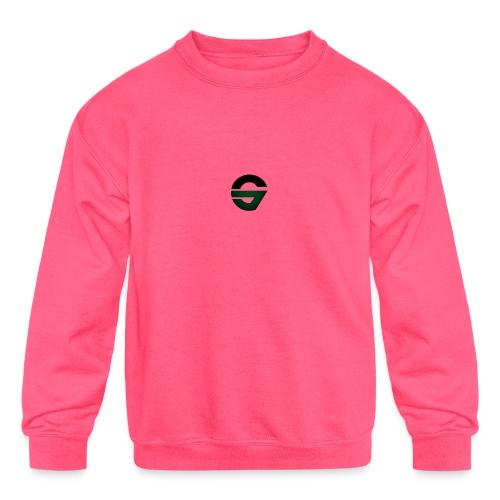 Gris Clan - Kids' Crewneck Sweatshirt