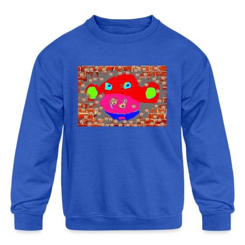 monkey by brax - Kids' Crewneck Sweatshirt