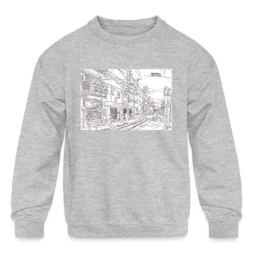 StreetLines - Kids' Crewneck Sweatshirt