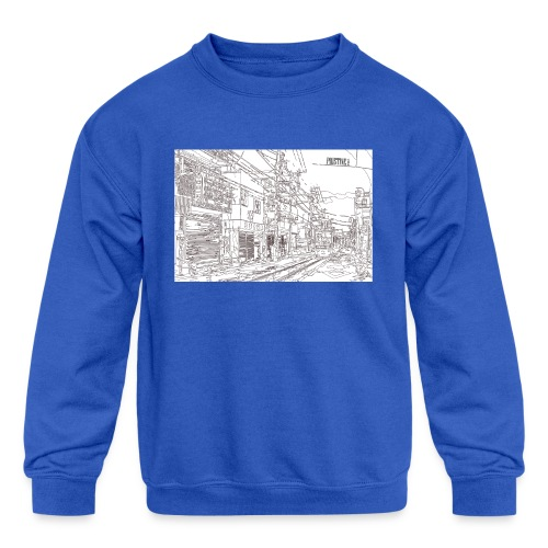 StreetLines - Kids' Crewneck Sweatshirt