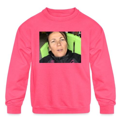 imag - Kids' Crewneck Sweatshirt