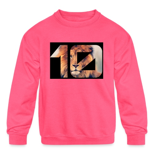 YRBN - Kids' Crewneck Sweatshirt