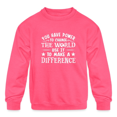 Reading Book Million Books I Havent Read - Kids' Crewneck Sweatshirt