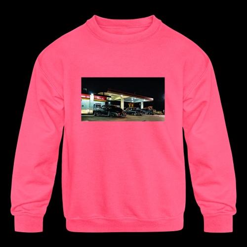 F2113954 469B 407D B721 BB0A78AA75C8 - Kids' Crewneck Sweatshirt