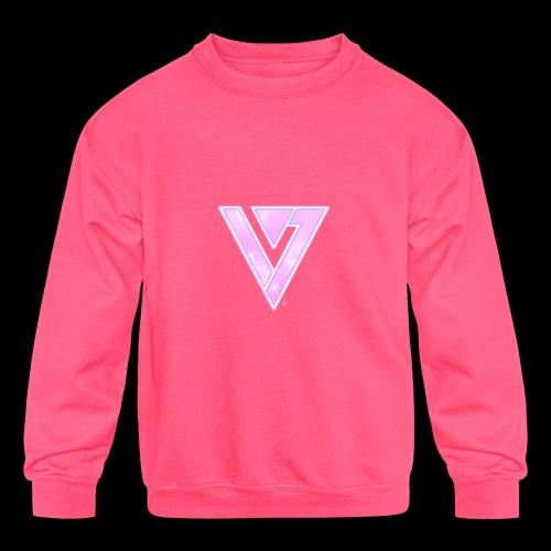 Seventeen Black T-Shirt - Kids' Crewneck Sweatshirt