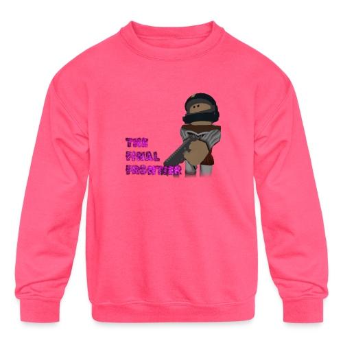 The Final Frontier - Kids' Crewneck Sweatshirt